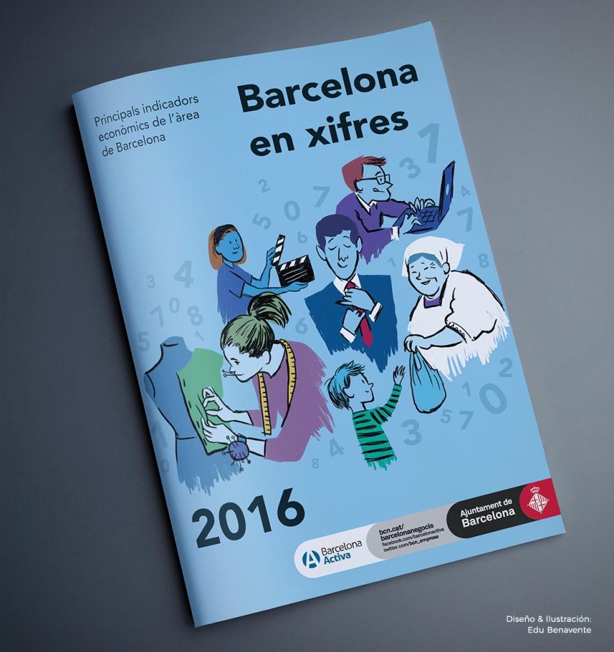 Mockup Magazine cover design